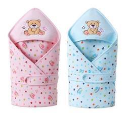 Blanket Newborn Baby Bedding Wrap Sleep Sack Cartoon Babies