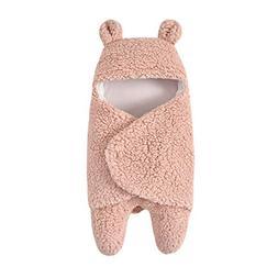 Gotian Blanket Winter ☀ Warm Newborn Baby Cute Cotton Rece
