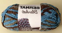 Bernat Blanket Yarn in Cranberry 150 Grm Skein Super Bulky 6
