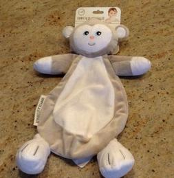 Blankets & And Beyond New Baby Monkey Security Blanket Full