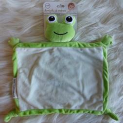 Blankets and Beyond 12x12 Sloth Baby Lovey Security Blanket