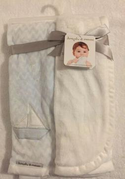 Blankets And Beyond Baby Boy Blanket Sailboat