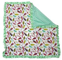 blankets minky