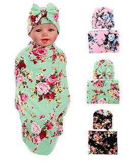 Gellwhu Baby Blankets,Newborn Baby Sleep Swaddle Blanket,New