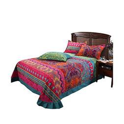 MeMoreCool Bohemia Brushed Bedding Sets Beautiful Pattern Pr