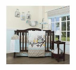 Boutique Nursery Crib Bedding Set