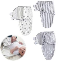 Boy/Girl Stars Stripe Sleeping Bag Newborn Blanket Baby Swad