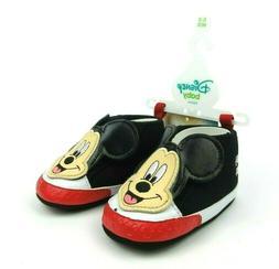 Disney Baby Boys Mickey Mouse Athletic Slip-On Sneaker Booti