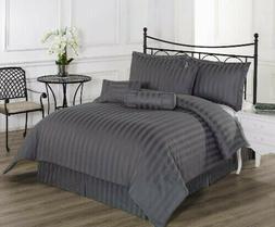 Brand New Bedding Set- 1000TC Elephant Grey 100% Egyptian Co