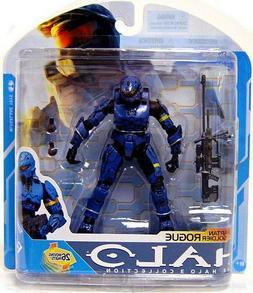 Brand New!! McFarlane Toys Halo 3 Series 7 Spartan Soldier R