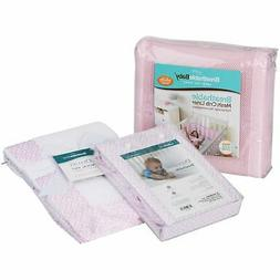 BreathableBaby® Crib Liner, Crib Sheet & Baby Blanket Varie