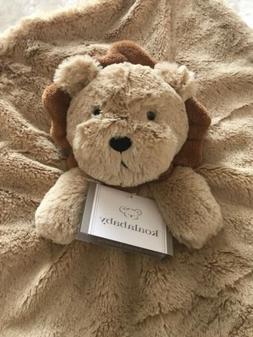 Koala Baby Brown Lion Lovey Security Blanket Thick Plush Rat