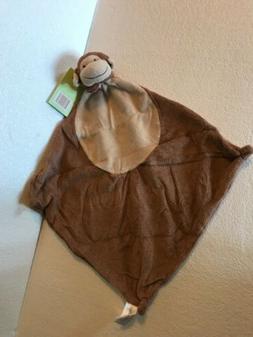 Brown Monkey Angel Dear Blankie, Brown Monkey Brand New!