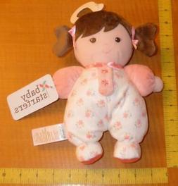 Baby Starters Brunette Olivia Doll, Pink
