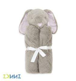 INNKI Bunny 29x29-inch plush toy security blanket for babies