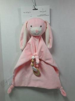 The Peanut Shell Bunny Security Blanket Baby Velour Infant L