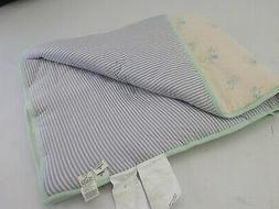 Burt's Bees Baby Reversible Quilt, Baby and Toddler Nursery