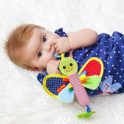 Infant Toys 0 6 month – Baby Rattle Girls Boys - Newborn T