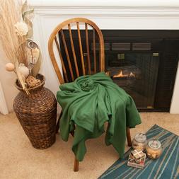 Calming Comfort Fleece Throw Warm Blanket 50 x 60 Inch Ultra