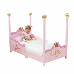 Cama Infantil Para Ninas Color Rosado Princess Bed Pink Todd