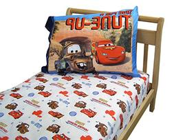 Disney Cars 2 Piece Sheet Set