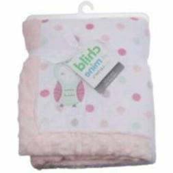 Carter's - Child Of Mine, Blanket Soft Plush, For Girl And B