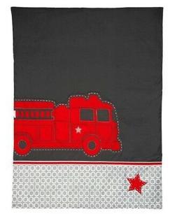 Carter's Fire Truck Toddler Bedding