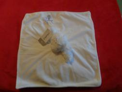 CARTER'S NWT Lamb Baby Security Blanket White Lovey Boy Girl