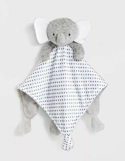 Carters Just One You Gray Elephant Security Blanket Target L