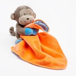 Carters Plush Monkey & Blanket