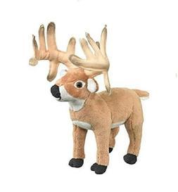 "10"" CC Whitetail Deer Buck Plush Stuffed Animal Toy - New"