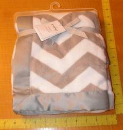 Carter's Chevron-Print Blanket, Baby Boys' or Baby Girls'