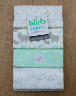 child mine newborn baby flannel