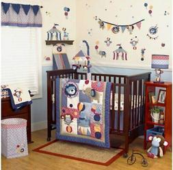 Cocalo Circus Act 4-piece Crib Bedding Set