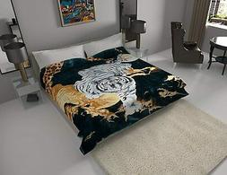Solaron Classic Crouching Green White Tiger Korean Style Min