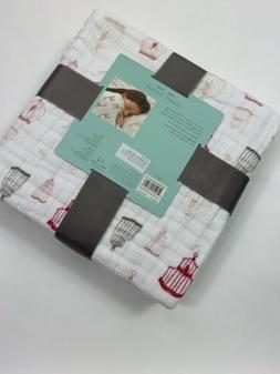 Aden + Anais Classic Dream Blanket, Size One Size - White