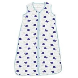aden + anais Classic Sleeping Bag, 100% Cotton Muslin, Weara