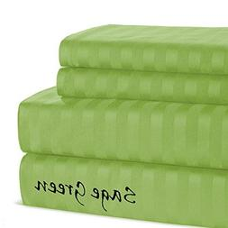 James Linen Classic Super Soft 100% Egyptian Cotton  Sheet S