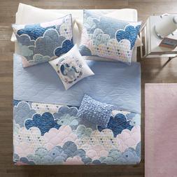 Urban Habitat Kids Cloud Twin/Twin XL Bedding for Girls Quil