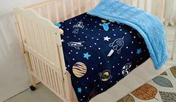 Luxury Home Collection Baby Blanket Toddler Sumptuously Soft