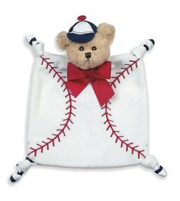 Bearington Baby Collection Wee Lil' Slugger Snuggler Securit