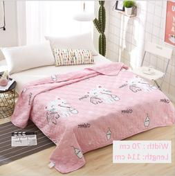 Comfortable And quality Toddler Baby Crib Quilt 70 x 114 CM