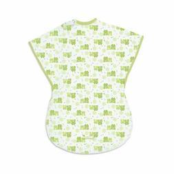 Summer Infant ComfortMe Wearable Blanket, Frog Friends, Larg