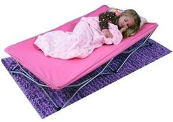Regalo My Cot Portable Toddler Bed, Pink by Regalo