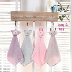 Cotton Bath Towel Set -Face Towel & Wash Cloths Soft -5 Piec