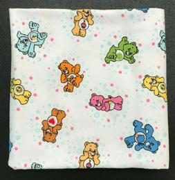 Handmade Cotton Flannel Baby Blanket - Snuggly Swaddler - Cl
