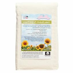 NuAngel Natural Cotton Pre-Fold Diapers by NuAngel