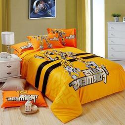 MeMoreCool 100% Cotton Modern Transformers Cartoon Designs,B