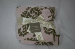 Cocalo Couture HTF NWT Lovey Security Blanket Plush Pink Roc