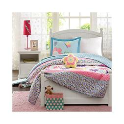 Mi Zone Kids Crazy Daisy Coverlet Set